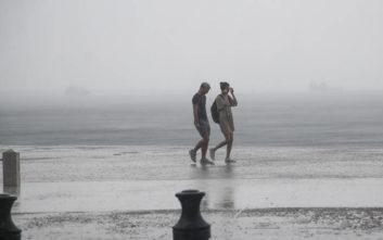 Καιρός: Ο «Αντίνοος» ήρθε με φόρα και φέρνει ισχυρές καταιγίδες από το μεσημέρι