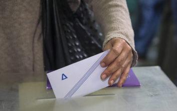 Δημοσκόπηση Opinion Poll: Στις 23,3 μονάδες η διαφορά ΝΔ - ΣΥΡΙΖΑ