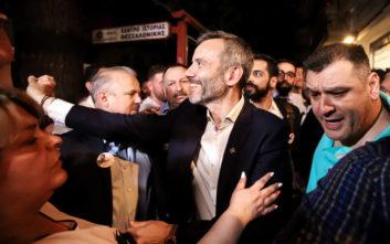 Δημοτικές εκλογές 2019: Ο Κώστας Ζέρβας «σάρωσε» στην Τούμπα