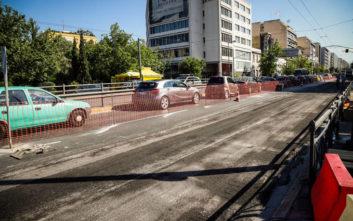 Ταλαιπωρία οδηγών για 15 ημέρες στη Συγγρού λόγω έργων