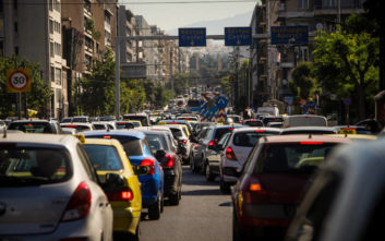 Κίνηση στους δρόμους: Νέα ταλαιπωρία για τους οδηγούς το απόγευμα