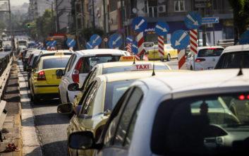 Προβλήματα στους δρόμους λόγω της απεργίας της ΑΔΕΔΥ