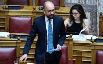 Μπάρκας: Οι διατάξεις επείγοντος χαρακτήρα που εισηγήθηκε στη Βουλή