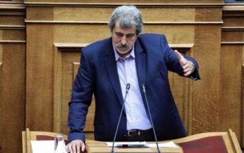 Παύλος Πολάκης: Καταγγέλλει πολιτική σκοπιμότητα και μεθοδεύεις