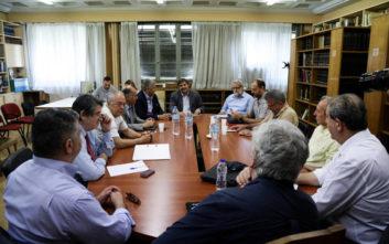 Διαγνωστικά κέντρα: Χωρίς αποτέλεσμα η συνάντηση με τον Ανδρέα Ξάνθο