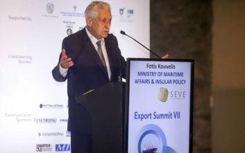 Κουβέλης: Στρατηγικός ο ρόλος του λιμανιού της Θεσσαλονίκης, ιδίως για τις ελληνικές εξαγωγές