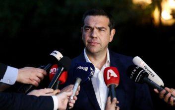 Αυστηρό μήνυμα Τσίπρα προς την Τουρκία