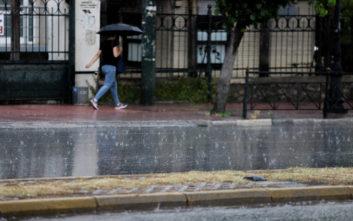 Έκτακτο δελτίο EMY: Απότομη αλλαγή του καιρού με βροχές, καταιγίδες και χαλάζι