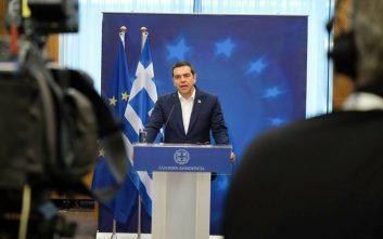 Τσίπρας: Πέφτουν οι υπογραφές την άλλη βδομάδα για το φυσικό αέριο στην Κρήτη