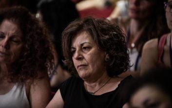 Μάγδα Φύσσα σε εισαγγελέα: Τελικά σήμερα τον ξαναμαχαιρώσατε;
