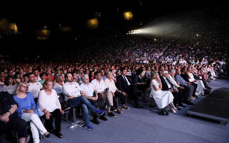 Η μεγάλη συναυλία στο Καλλιμάρμαρο και το μήνυμα ενότητας των Ελλήνων – Newsbeast