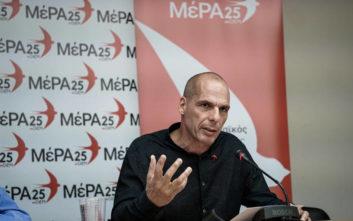 Βαρουφάκης: Λανθασμένη η επέμβαση της αστυνομίας στην ΑΣΟΕΕ