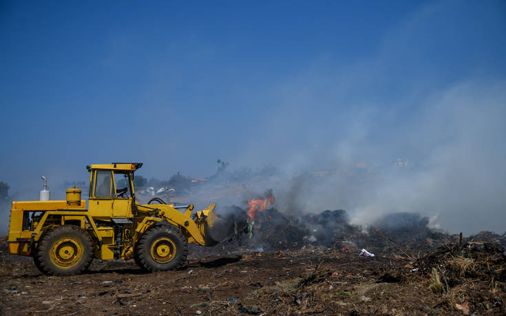 Υπό μερικό έλεγχο η φωτιά στο Λαύριο – Newsbeast