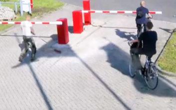 Ολλανδοί, ποδήλατα και γκάφες