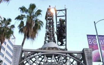 Συνελήφθη ο δράστης της κλοπής του αγάλματος της Μέριλιν Μονρόε στο Χόλιγουντ