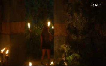 Survivor 3: Δακρυσμένη αποχώρησε η Σουντέ
