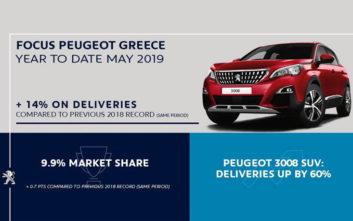 Συγχαρητήρια της Peugeot France για τις επιδόσεις της Ελλάδας