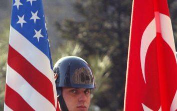 BBC: Σε τροχιά σύγκρουσης δείχνουν να κινούνται ΗΠΑ-Τουρκία