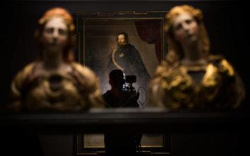 Σε δημοπρασία αγνοούμενος για 300 χρόνια πίνακας του Ισπανού ζωγράφου Ντιέγκο Βελάσκεθ