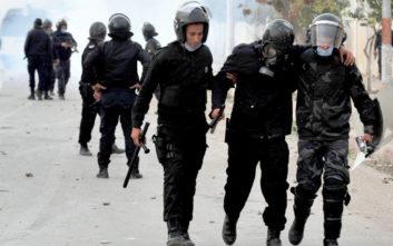 Καμικάζι βομβιστής ανατινάχθηκε στο κέντρο της Τύνιδας