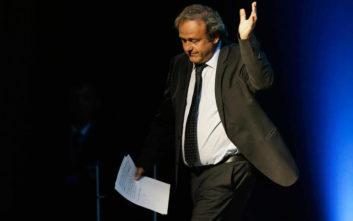 Μουντιάλ 2022: Συνελήφθη ο Μισέλ Πλατινί