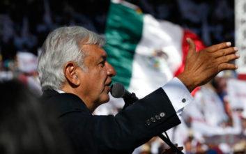Στα μέτρα για τη μετανάστευση τα λεφτά από την πώληση του προεδρικού αεροσκάφους στο Μεξικό