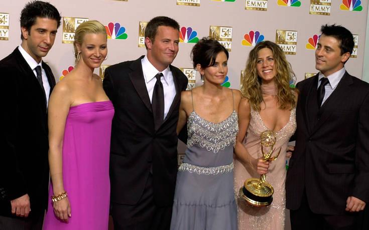 Πόσο πλήρωσε για τα δικαιώματα των 10 κύκλων της σειράς «Friends» – Newsbeast