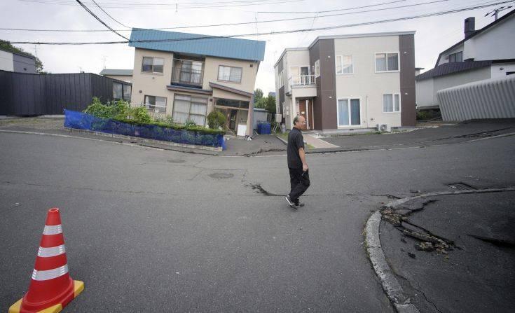 Σεισμός στην Ιαπωνία: Ήρθη ο συναγερμός για τσουνάμι μετά τον ισχυρό σεισμό