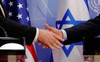 Δήλωση-φωτιά από Αμερικανό αξιωματούχο για την Παλαιστίνη