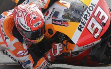 Moto GP: Βασιλιάς μέσα στο «σπίτι» του ο Μάρκες