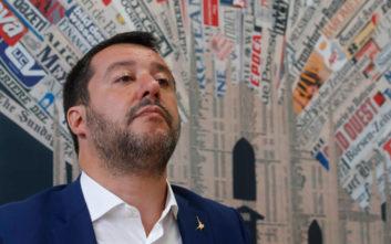 Πρώτο το κόμμα του Σαλβίνι στην Ιταλία, σε άνοδο Δημοκρατικό Κόμμα και 5 Αστέρια