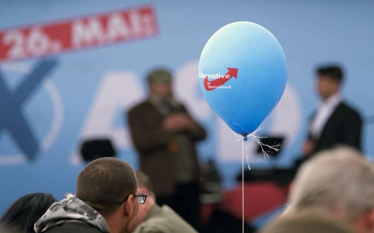 Βαριά ήττα για το ακροδεξιό AfD στην Γερμανία