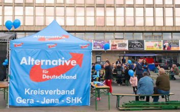 Η γερμανική ακροδεξιά επεκτείνει την κυριαρχία της
