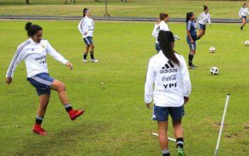 Η FIFA θέλει να προωθήσει το ποδόσφαιρο Γυναικών στην Αφρική