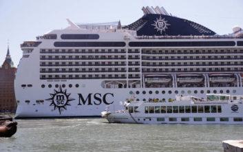 Συναγερμός οικολόγων για τη Βενετία: Να απαγορευτούν τα κρουαζιερόπλοια