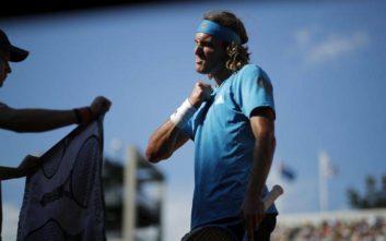 Στέφανος Τσιτσιπάς: Πρόστιμο 2.000 δολάρια από τους διοργανωτές του Roland Garros