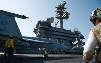 Οι ΗΠΑ θεωρούν αναγκαία την αύξηση του Πολεμικού Ναυτικού τους στην Ανατολική Μεσόγειο