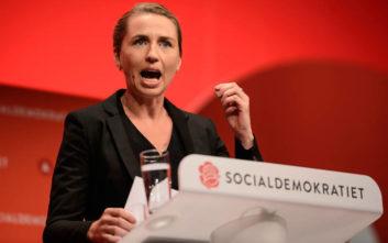 Η Μέτε Φρέντερισκεν θα είναι η νεαρότερη πρωθυπουργός της Δανίας