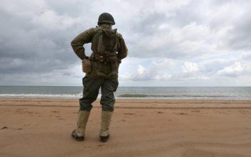 D Day: 75 χρόνια από τη συμμαχική απόβαση στη Νορμανδία