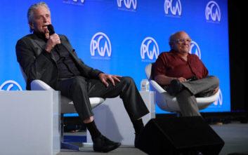 Μάικλ Ντάγκλας για κίνημα #MeToo: Έφερε σημαντικές αλλαγές στο Χόλιγουντ