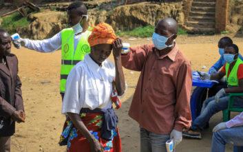 Γιαγιά και εγγονός νεκροί από τον Έμπολα στην Ουγκάντα