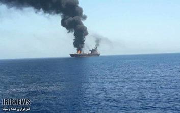 Ηνωμένα Αραβικά Εμιράτα: Tο Ιράν στέλνει μια ομάδα σε ένα από τα δεξαμενόπλοια