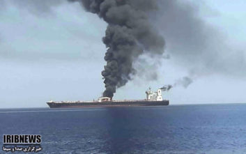 Επιθέσεις στον κόλπο του Ομάν: Το Ιράν αρνείται κάθε ευθύνη, κατηγορίες εναντίον της Ουάσινγκτον