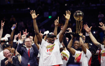 NBA: Οι Ράπτορς πρωταθλητές για πρώτη φορά