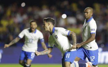 Ο Κουτίνιο έβαλε με το... δεξί τη Βραζιλία στο Κόπα Αμέρικα