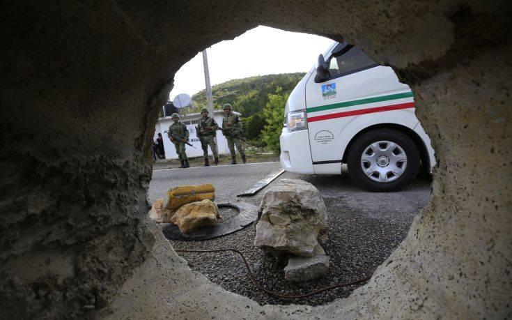 Συνελήφθησαν 791 μετανάστες στο Μεξικό, μεταξύ τους πολλά παιδιά