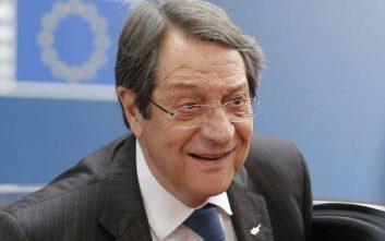 Κύπρος: Ικανοποίηση Αναστασιάδη για τον ΟΗΕ και την Αμμόχωστο