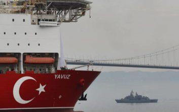 Νέο «χαστούκι» στην Τουρκία από το Στέιτ Ντιπάρτμεντ για την κυπριακή ΑΟΖ