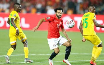 Κόπα Άφρικα: Οι Φαραώ έδιωξαν το άγχος και ο Σαλάχ ψάχνει το πρώτο του γκολ