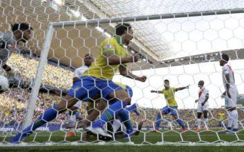 Κόπα Αμέρικα: Η Βραζιλία διέλυσε το Περού με 5-0